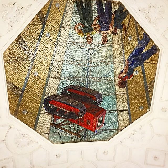 U-Bahn-Mosaik 2.