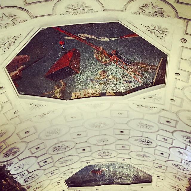 U-Bahn-Mosaik 1.