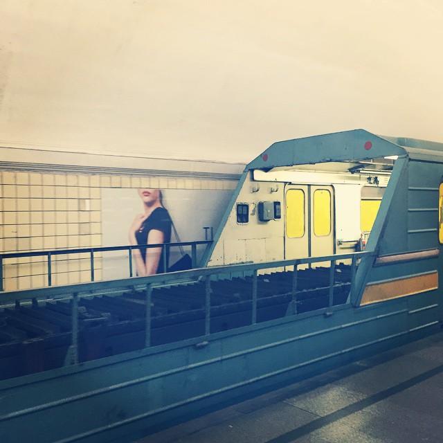 Cabrio-U-Bahn.