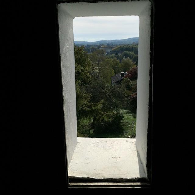 Dachbodenfenster. #vscocam